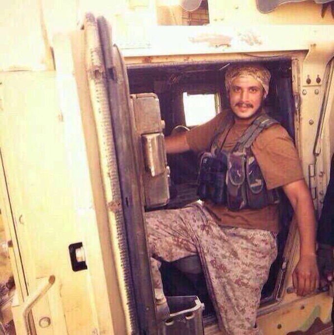 Abu Jandal al-Kuwaiti. Ảnh: LiveUAmap