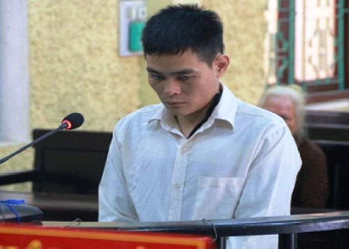 Bị cáo Nguyễn Xuân Trường tại phiên xét xử - Ảnh: TB