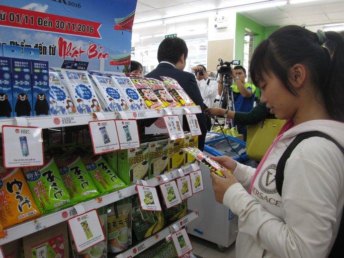 Hệ thống bán lẻ của Nhật đã xuất hiện nhiều ở TP HCM