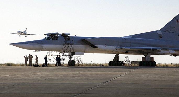 Nga có thể lại cần sử dụng căn cứ không quân của Iran. Ảnh: AP