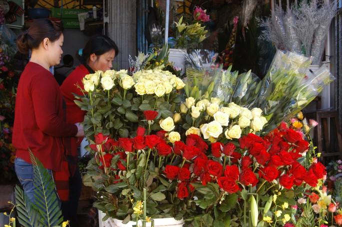 Nhiều loại hoa ở Đà Lạt đã tăng giá