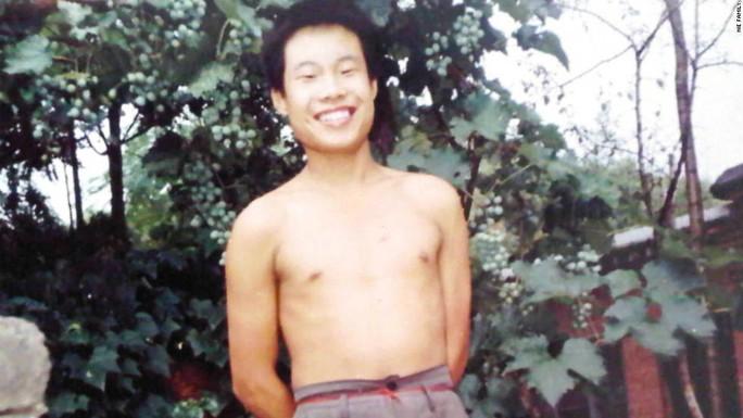 Nie Shubin, người bị tử hình oan 21 năm trước. Ảnh: CNN