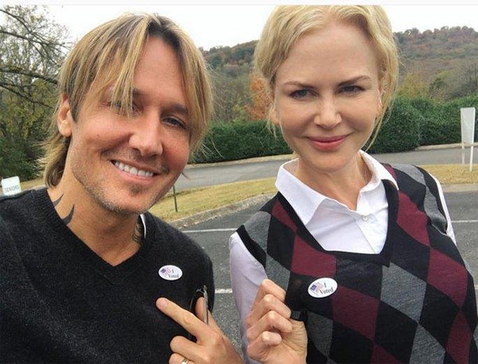 Vợ chồng Nicole Kidman