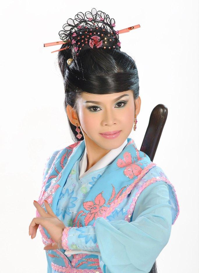 Nghệ sĩ Bình Tinh