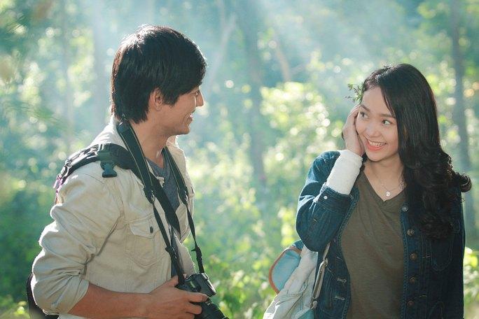 """Minh Hằng trong phim """"Bao giờ có yêu nhau"""""""