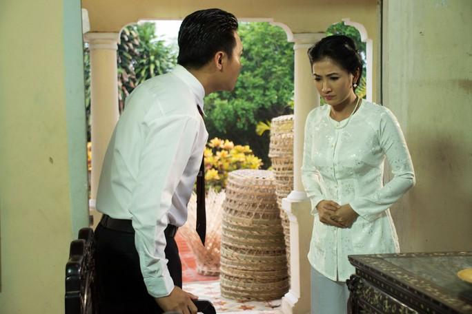"""Quỳnh Lam trong phim """"Hai người vợ"""""""