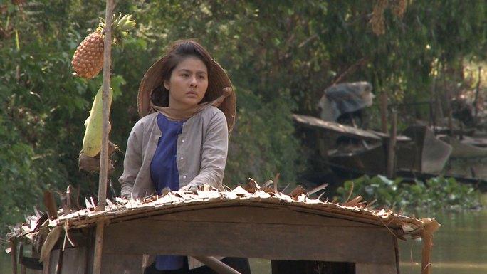 """Vân Trang trong phim """"Dòng nhớ"""""""