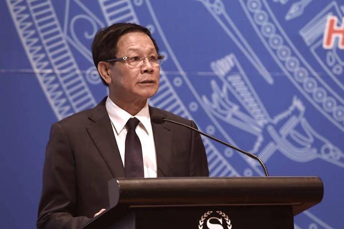 Trung tướng Phan Văn Vĩnh, Tổng cục trưởng Tổng cục Cảnh sát, Bộ Công an-ảnh: Đinh Bá