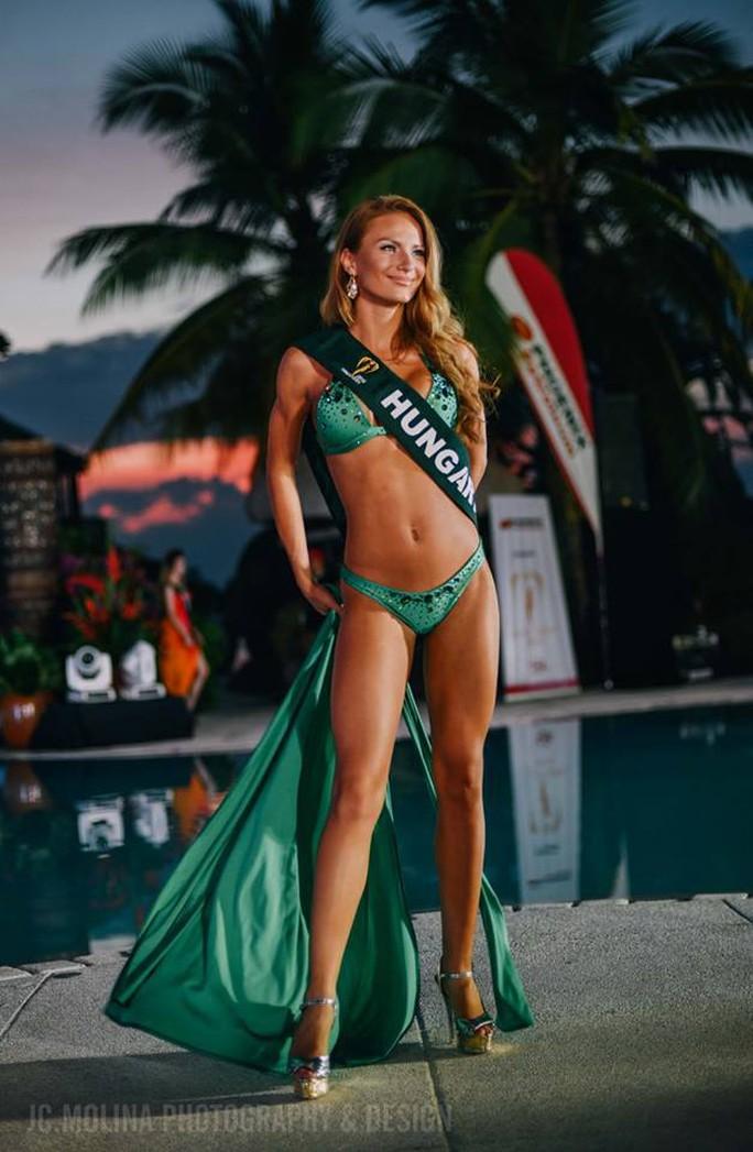 Hoa hậu Hungari