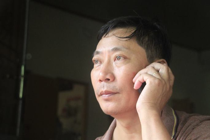 Ông Dũng, cậu ruột của Đại uý Dương Lê Minh