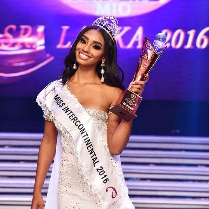 """Nhan sắc Puerto Rico đăng quang """"Hoa hậu Liên lục địa 2016"""""""
