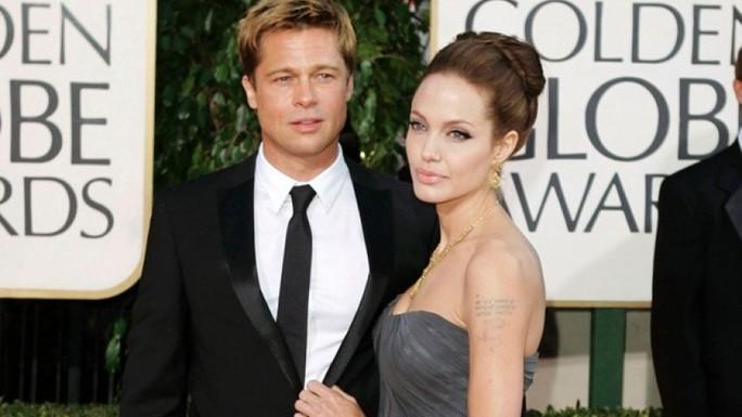 Brad Pitt và Angelina thuở mặn nồng