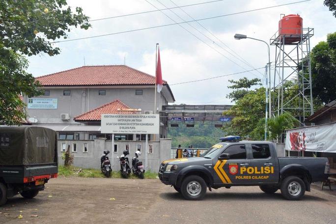 Nhà tù Nusakambangan ở tỉnh Trung Java - IndonesiaẢnh: TEMPO