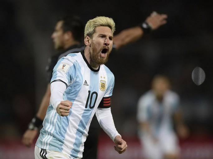 Messi quyết tâm cùng Argentina xóa dớp không thắng tại Brazil Ảnh: REUTERS