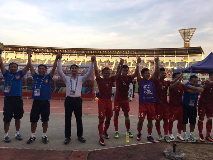 Giá vé xem tuyển Việt Nam ở bán kết do VFF quyết định