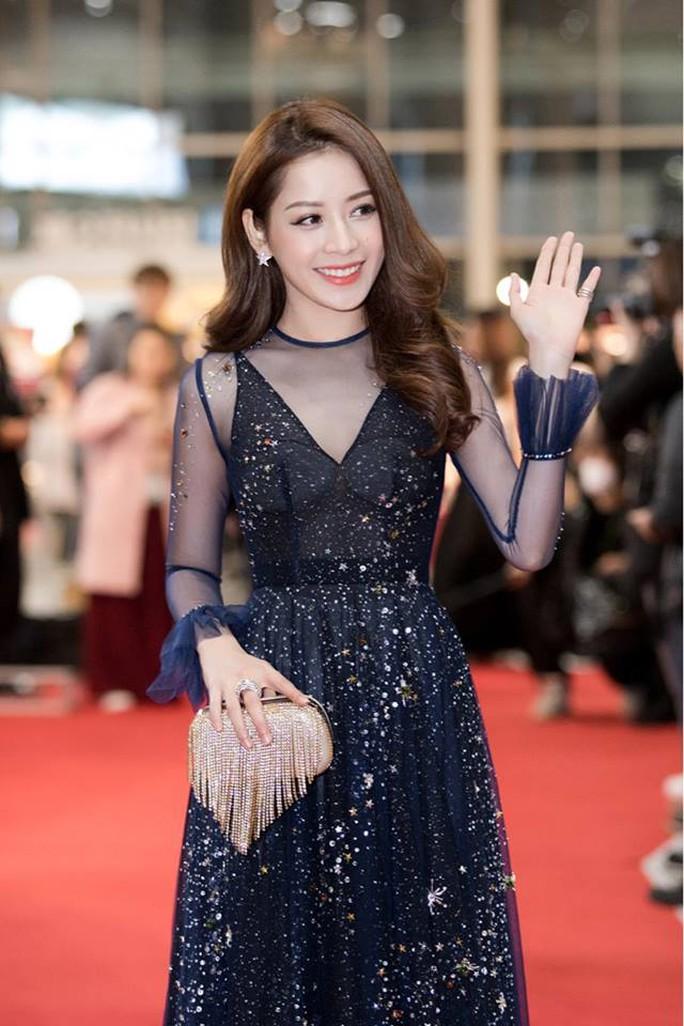 Cô đã đến Hàn Quốc nhiều lần trong năm nay