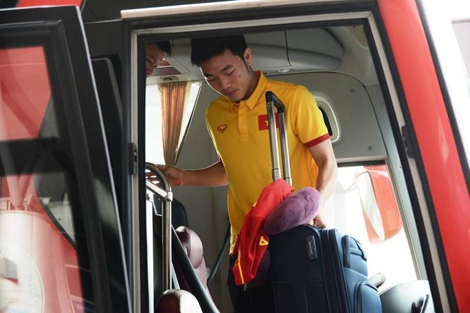 Lương Xuân Trường là một trong những cầu thủ được kỳ vọng nhất ở tuyển Việt Nam