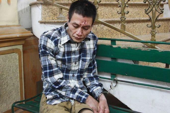 Phạm Huy Khôi đang bị tạm giữ tại cơ quan công an