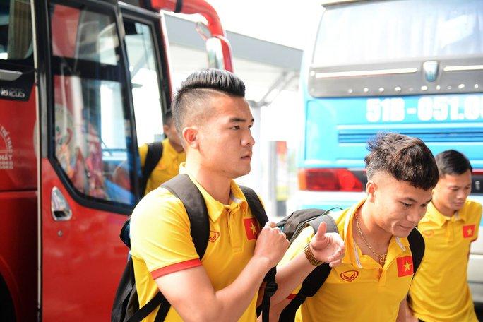 Hoàng Thịnh dính chấn thương nhẹ nhưng nhiều khả năng vẫn đá chính ở trận gặp Indonesia