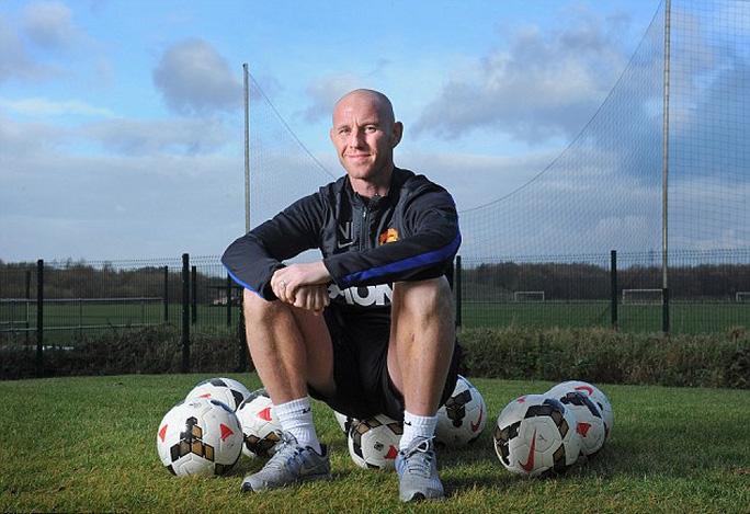 Nicky Butt, Giám đốc Học viện Bóng đá M.U