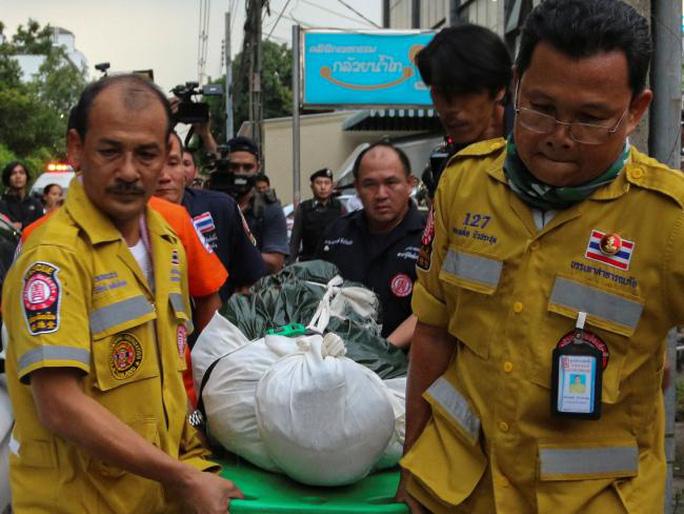 Tang vật cảnh sát thu giữ trong cuộc đột kích. Ảnh: NEWS.COM.AU