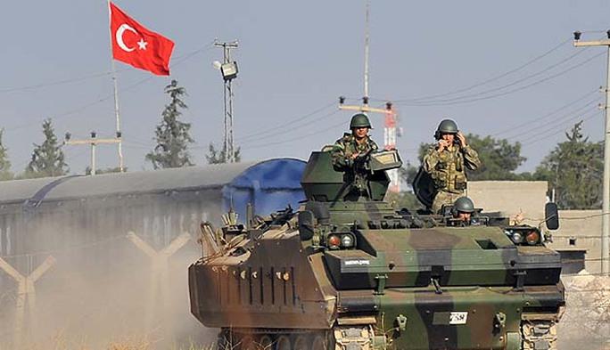 Lầu Năm Góc đang đàm phán về vai trò của quân đội Thổ Nhĩ Kỳ ở Syria. Ảnh: RUSSIA INSIDER