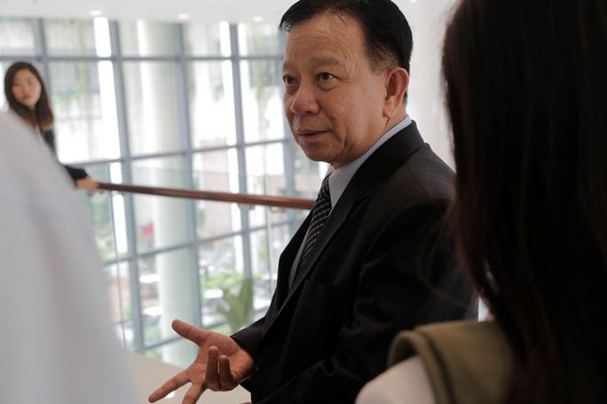 Ông Nguyễn Văn Hùng,  Chủ tịch kiêm TGĐ Tổng Công ty Becamex IDC cho biết Bình Dương kỳ vọng lọt vào top 21 thành phố thông minh nhất thế giới