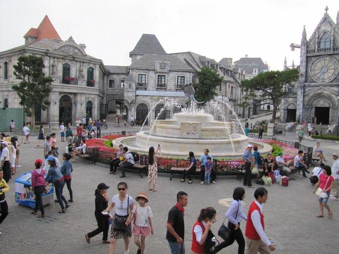 Du khách an tâm về an ninh trật tự khi tham quan điểm du lịch ở Đà Nẵng