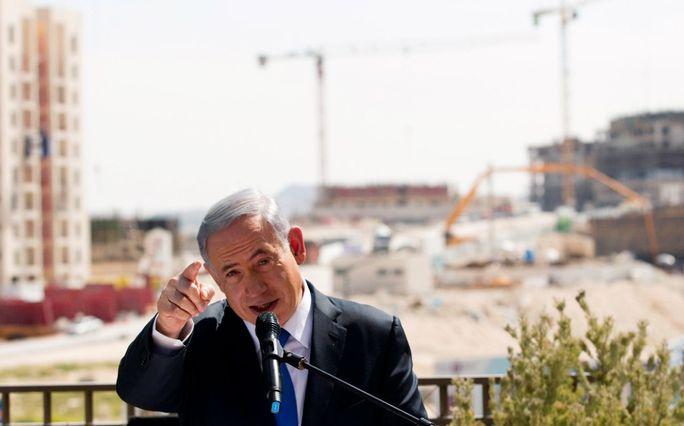 Thủ tướng Israel Benjamin Netanyahu. Ảnh: Reuters