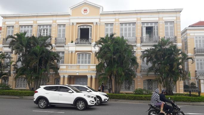 Trụ sở HĐND TP Đà Nẵng (42 Bạch Đằng) sẽ trở thành bảo tàng lịch sử