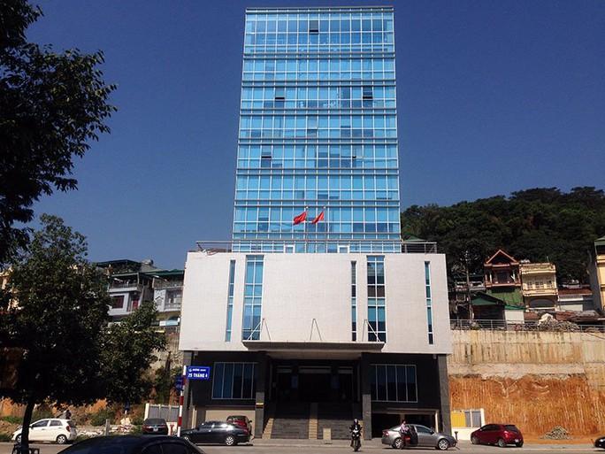 Trung tâm hành chính công TP Hạ Long