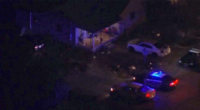 Vụ xả súng xảy ra ở TP Dyersburg, bang Tennessee – Mỹ. Ảnh: MIRROR