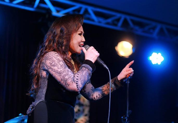 Nữ ca sĩ Thanh Tuyền trải lòng về âm nhạc và bản thân
