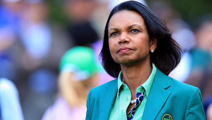 Cựu Ngoại trưởng Mỹ Condoleezza Rice. Ảnh: CBS NEWS