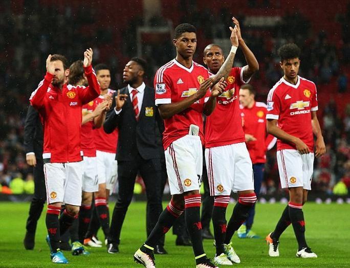 M.U nhận hợp đồng 75 triệu bảng Anh/năm từ Adidas