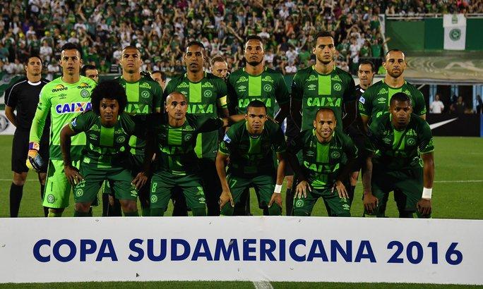 CLB Chapecoense của Brazil