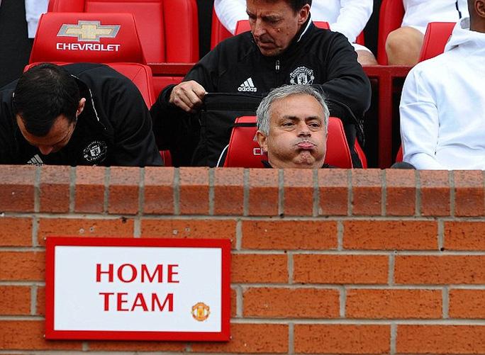 Mourinho mới là người chịu sức ép nhiều hơn ở trận đấu rạng sáng 27-10