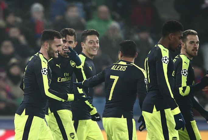 """Arsenal trước nguy cơ """"chảy máu"""" tài năng"""