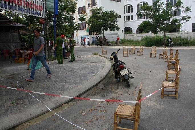 Quán Phố Hồng Kông, nơi xảy ra vụ án mạng