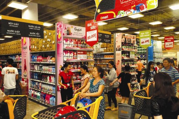 Cuộc chiến giành và giữ người tiêu dùng