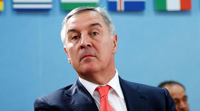Thủ tướng Montenegro Milo Djukanovic. Ảnh: REUTERS