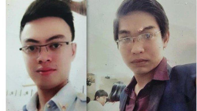 Võ Quang Thành (trái) và Lê Thanh Dũng