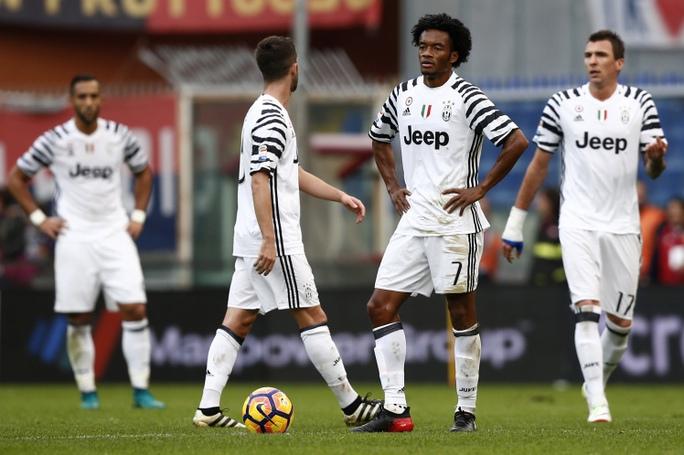 Juventus có hiệp đấu tồi tệ nhất 11 năm qua