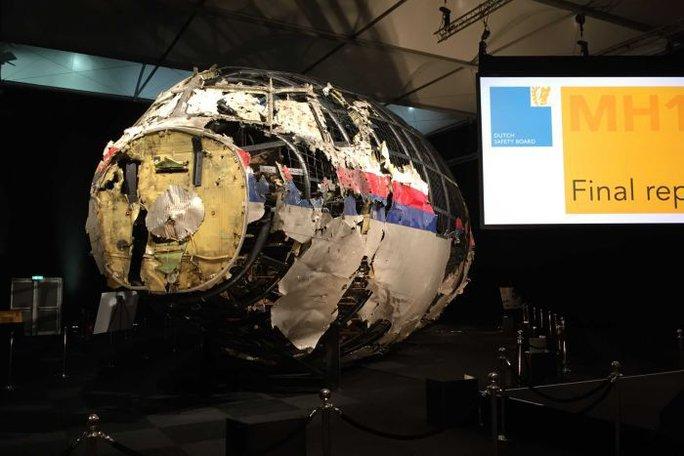 Báo cáo chính thức về vụ MH17 sẽ được công bố vào ngày 28-9. Ảnh: ABC News