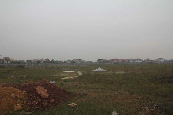 Sau nhiều năm triển khai, dự án bến xe phía Bắc TP Vinh vẫn chỉ là bãi đất trống