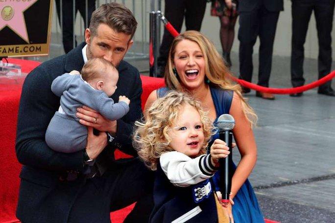 Ryan và gia đình của mình