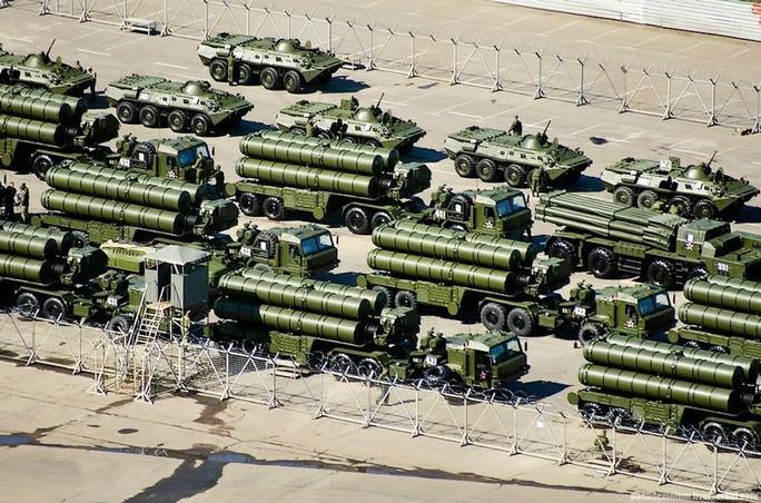 Lầu Năm Góc không khỏi e ngại trước hệ thống phòng không tiên tiến của Nga ở Syria Ảnh: VETERANS TODAY