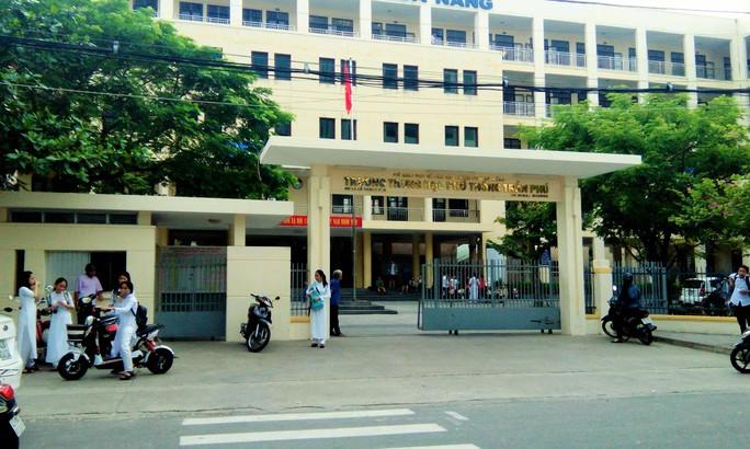 Trường THPT Trần Phú - nơi 154 cán bộ, giáo viên bị đóng thiếu BHXH trong nhiều năm