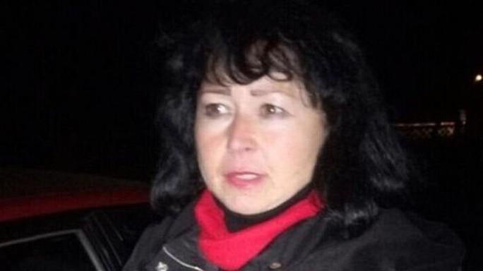 Nghi phạm Galina Kovalenko. Ảnh: Arsen Avakov