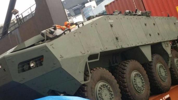 Hải quan Hồng Kông đang điều tra vụ việc. Ảnh: Facebook